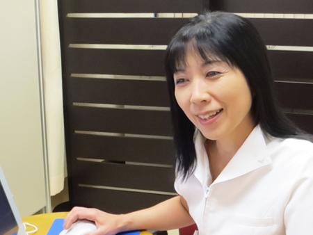宮﨑クリニック副院長:宮﨑千恵子